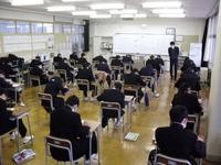 一斉漢字テスト3